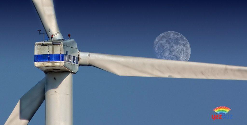 Rüzgar Türbini Nedir?