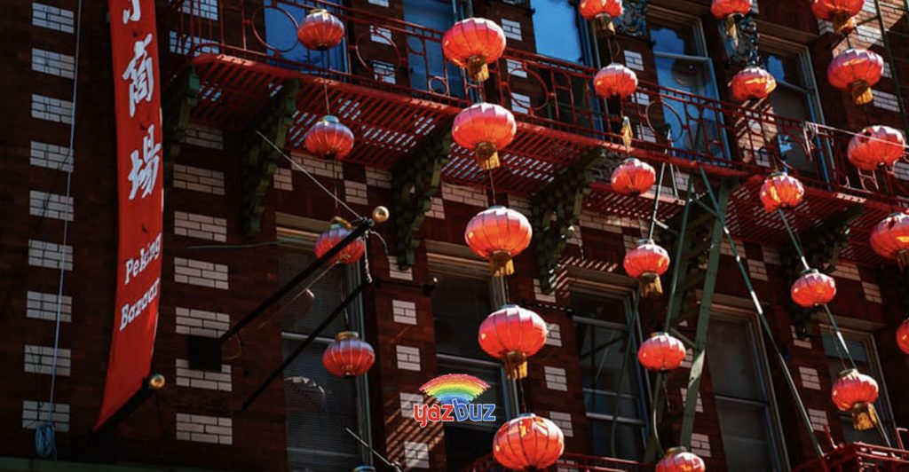 Çin Mahallesi, San Francisco, ABD