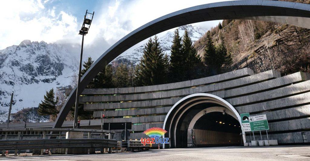 Mont Blanc Tüneli