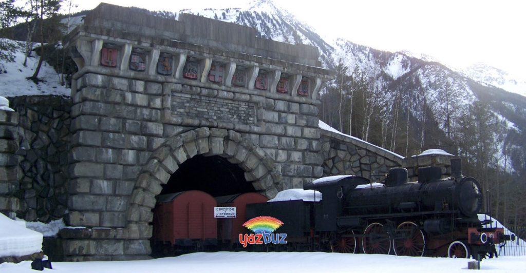 Mont Cenis Tüneli